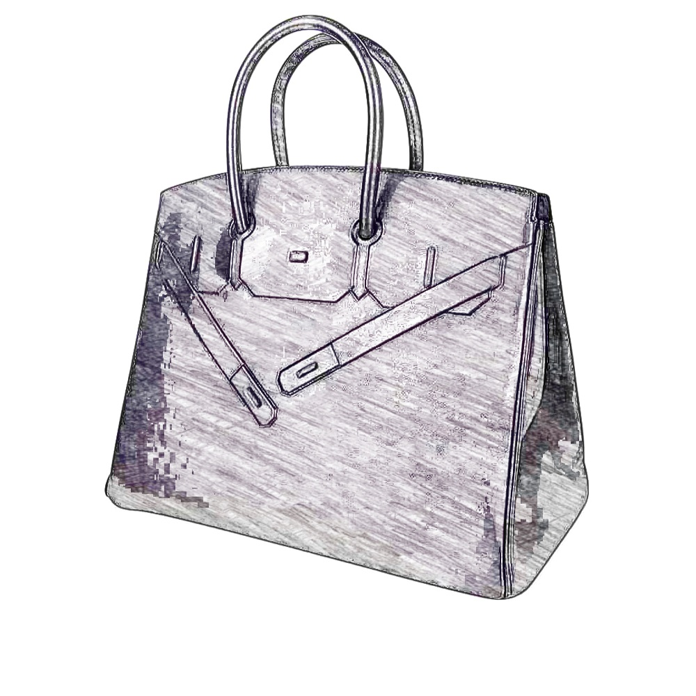 Hermes Shadow Birkin