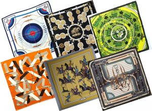 Hermes Scarf Library